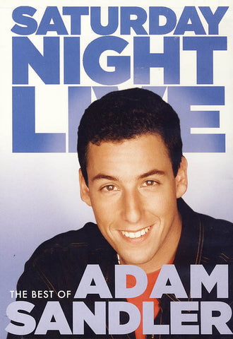 Saturday Night Live - The Best of Adam Sandler (Collection Bonus Edition) DVD Movie