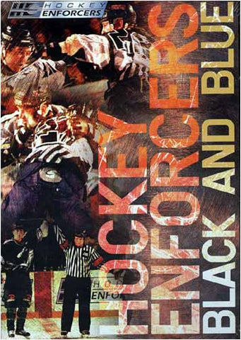 Hockey Enforcers - Black And Blue DVD Movie