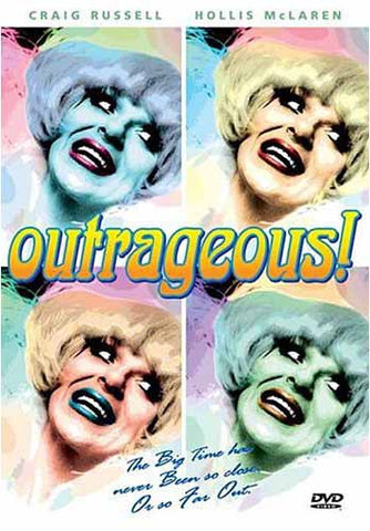 Outrageous! DVD Movie