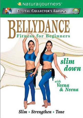Bellydance - Fitness for Beginners: Slim Down DVD Movie