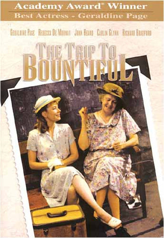 The Trip To Bountiful DVD Movie