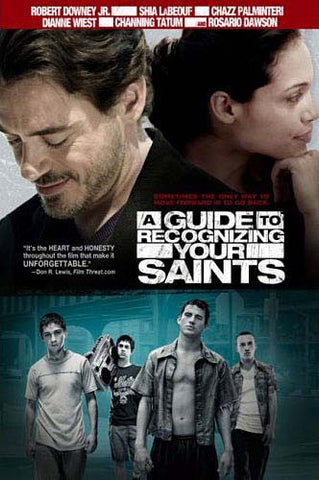 A Guide to Recognizing Your Saints DVD Movie
