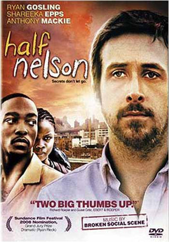 Half Nelson DVD Movie