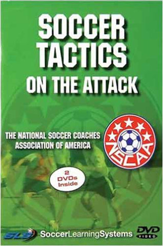 Soccer Tactics On The Attack - NSCAA DVD Movie