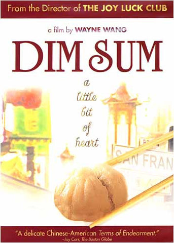 Dim Sum - A Little Bit of Heart DVD Movie
