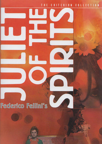 Juliet Of The Spirits (The Criterion Collection) DVD Movie