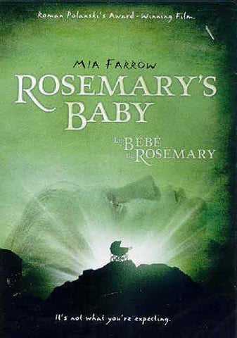 Rosemary's Baby DVD Movie