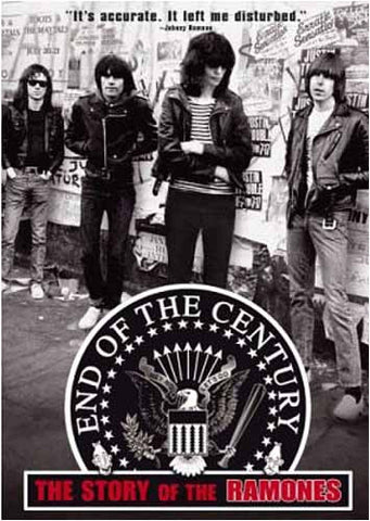 End of the Century - The Story of the Ramones DVD Movie