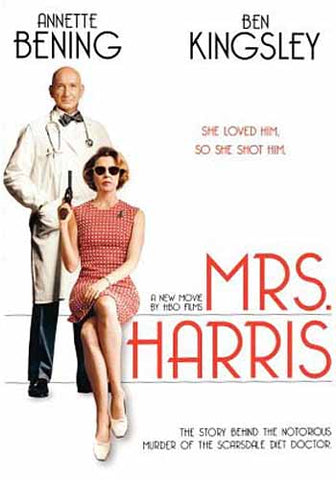 Mrs. Harris DVD Movie