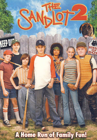 The Sandlot 2 DVD Movie