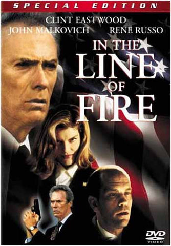 In The Line Of Fire (Special Edition) DVD Movie