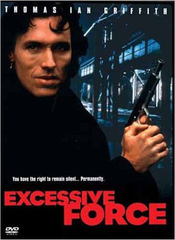 Excessive Force (Bilingual) DVD Movie