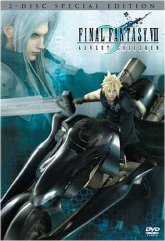 Final Fantasy VII - Advent Children (Two-Disc Special Edition) DVD Movie
