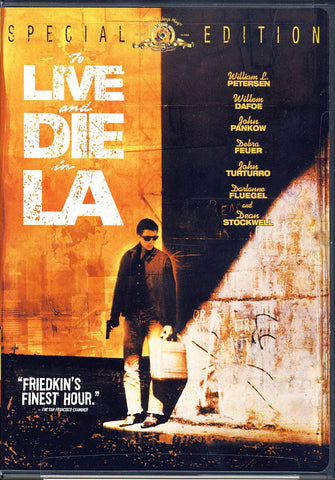 To Live and Die in L.A. (Special Edition) (MGM) DVD Movie