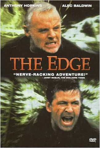 The Edge (Au Bord Du Desastre) DVD Movie