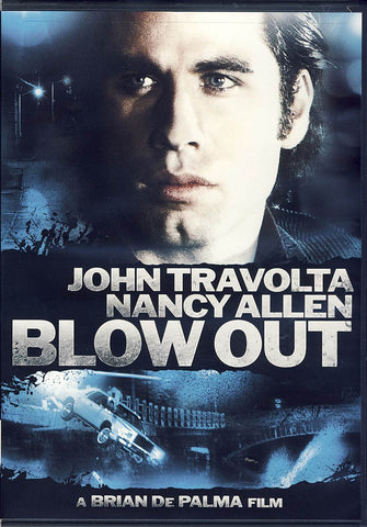 Blow Out (MGM) (Bilingual) DVD Movie