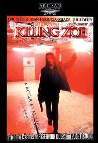 Killing Zoe DVD Movie