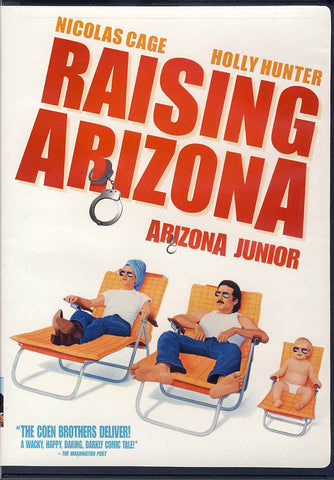 Raising Arizona (Arizona Junior) DVD Movie