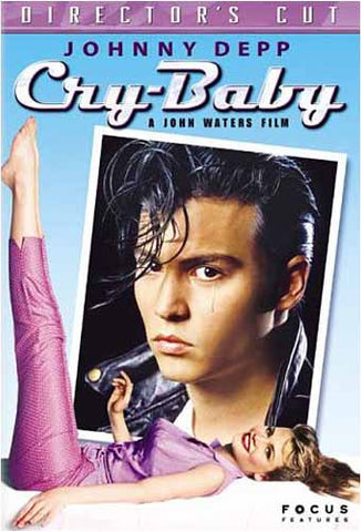 Cry Baby (Director's Cut) DVD Movie
