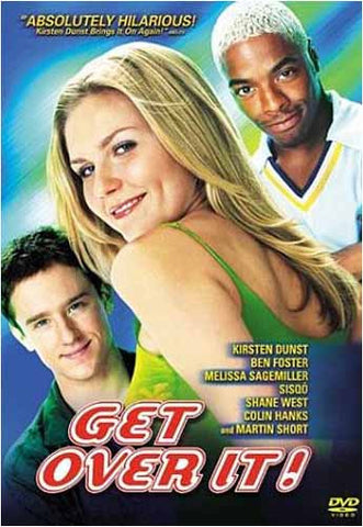 Get Over it !(Bilingual) DVD Movie