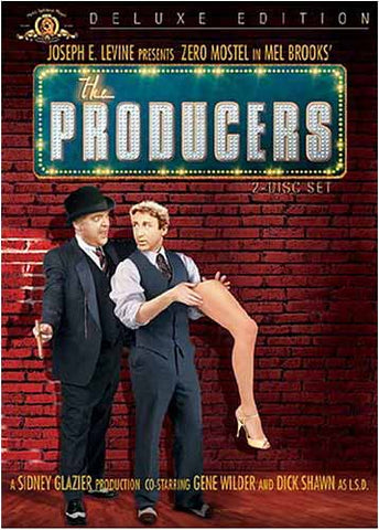 The Producers (2 discs - Deluxe Edition) (MGM) DVD Movie