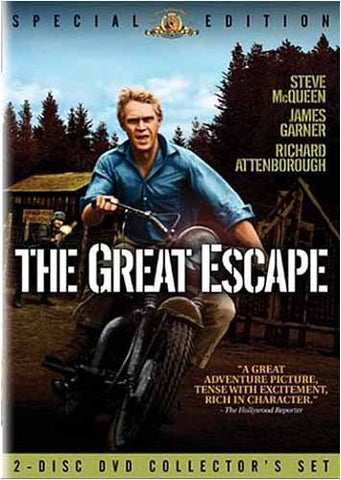 The Great Escape (2-Disc Collector's Special Edition) DVD Movie