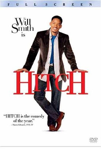 Hitch (Fullscreen) DVD Movie
