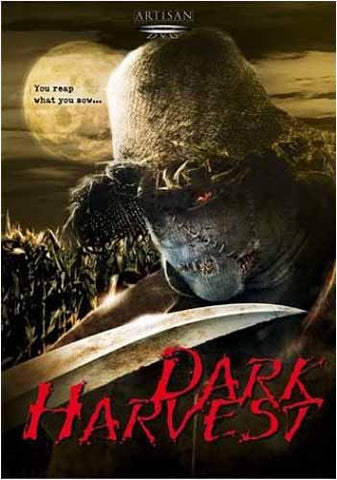 Dark Harvest DVD Movie
