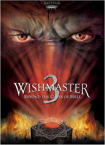 Wishmaster 3 - Beyond the Gates of Hell DVD Movie