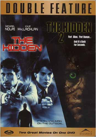 The Hidden / The Hidden 2 (Double Feature) DVD Movie
