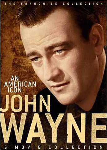John Wayne - An American Icon Collection (Boxset) DVD Movie