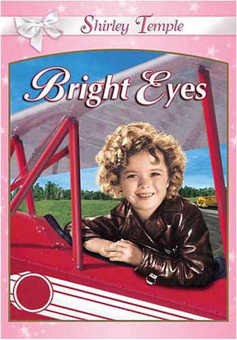 Shirley Temple - Bright Eyes (pink frame) DVD Movie