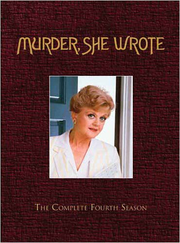 Murder, She Wrote - The Complete Fourth Season (4) (Boxset) DVD Movie