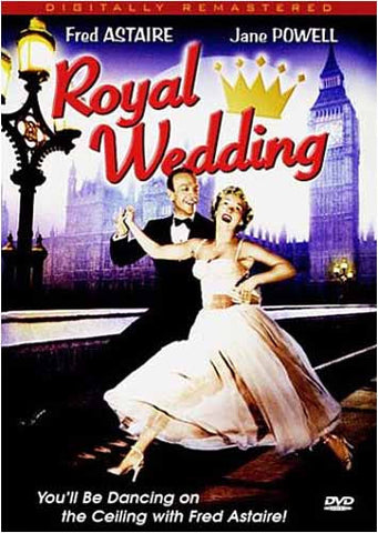 Royal Wedding (Digitally Remastered) DVD Movie