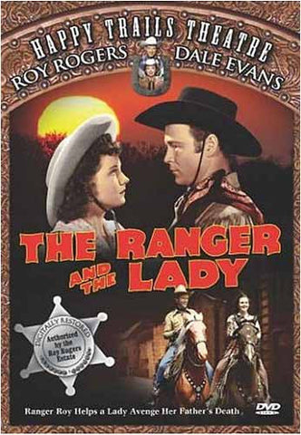 The Ranger and the Lady DVD Movie