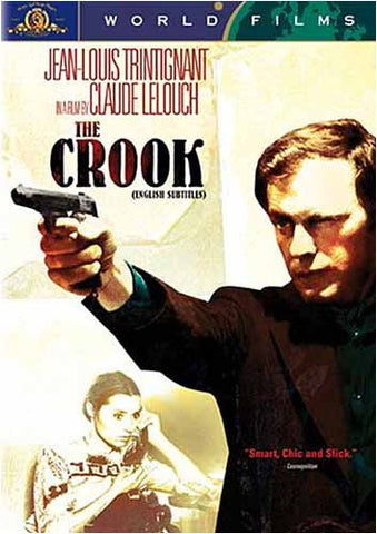 The Crook (MGM) (Bilingual) DVD Movie
