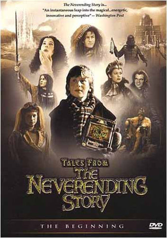 Tales from The Neverending Story - The Beginning DVD Movie