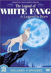 The Legend of White Fang - A Legend is Born