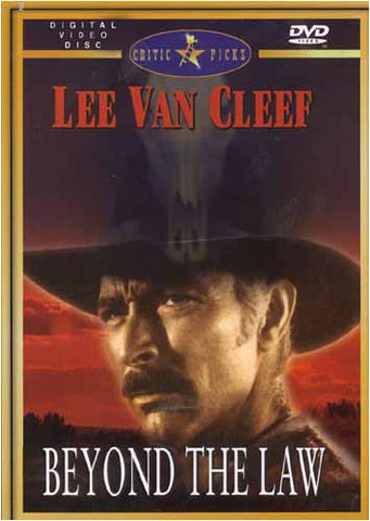 Beyond the Law (Lee Van Cleef) DVD Movie