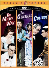 Classic Comedy Triple Feature - The Milky way/The General/College