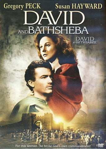 David and Bathsheba (David Et Bethsabee) (Bilingual) DVD Movie