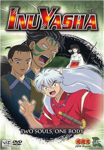 InuYasha - Two Souls, One Body, Vol. 37 DVD Movie