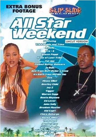 Slip 'N' Slide -All Star Weekend DVD Movie