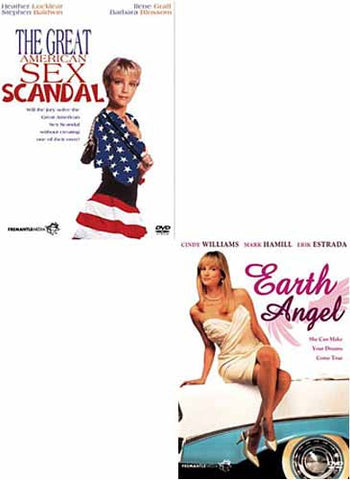 The Great American Sex Scandal / Earth Angel (2 Pack) DVD Movie