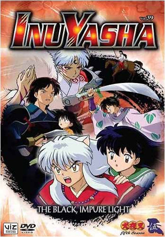 InuYasha - The Black, Impure Light, Vol. 39 DVD Movie