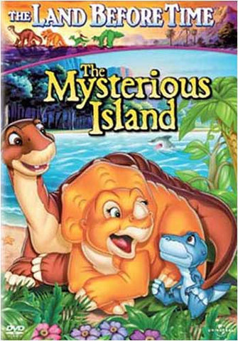 The Land Before Time - The Mysterious Island (Vol. 5) DVD Movie