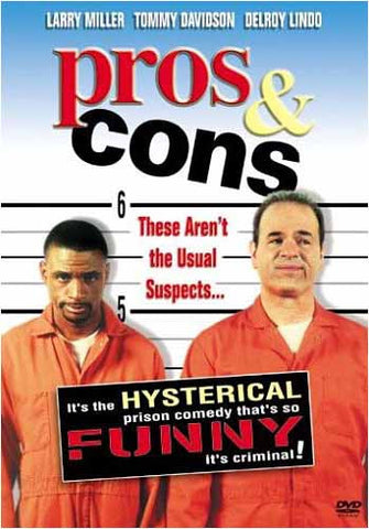 Pros And Cons DVD Movie