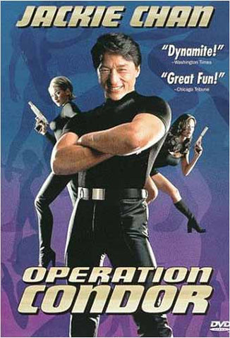 Operation Condor - Jackie Chan DVD Movie