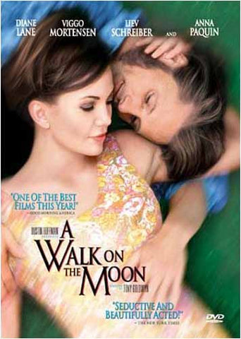 A Walk on the Moon DVD Movie