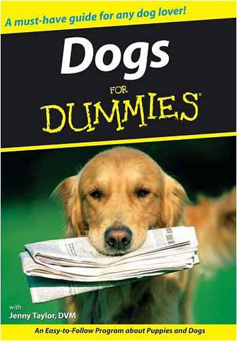 Dogs for Dummies DVD Movie